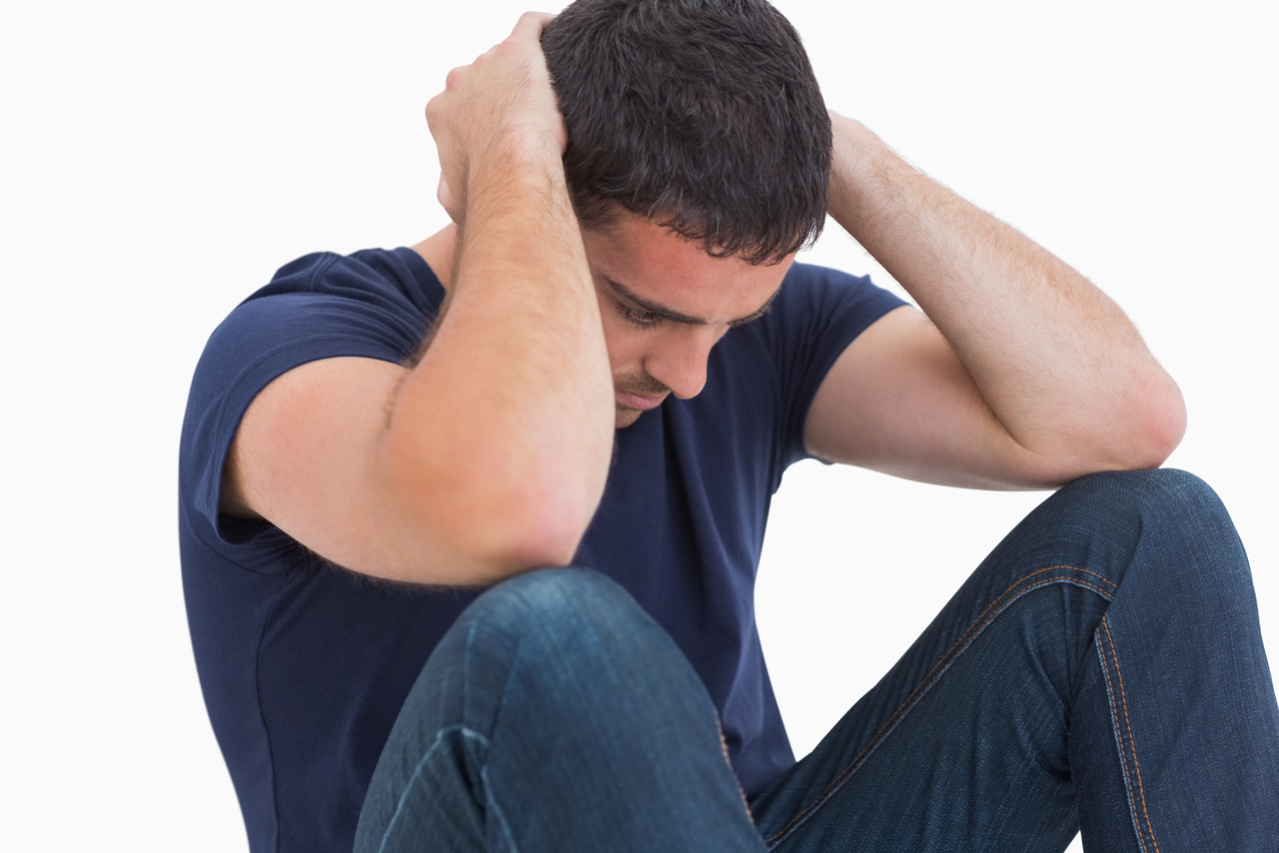 Symptoms of Depression and Anxiety in Men
