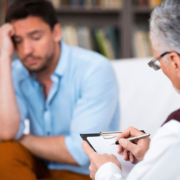 How to Talk to a Therapist about Depression
