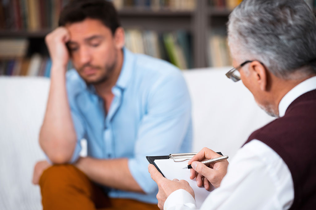 How To Talk A Therapist About Depression
