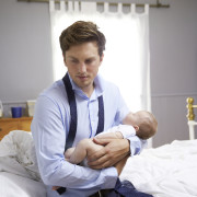 Symptoms of Paternal Postpartum Depression in Men